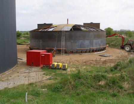 Reaktortank 5000m³